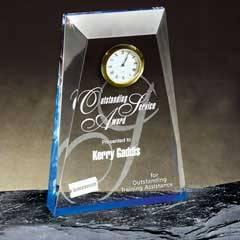 Screened Beveled Acrylic Award
