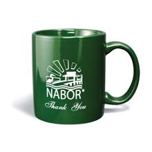 11 oz. Green Mug