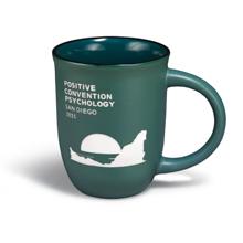 14 oz. Matte Green Mug