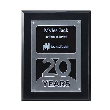CD902Y20 - Anniversary Achievement Plaque