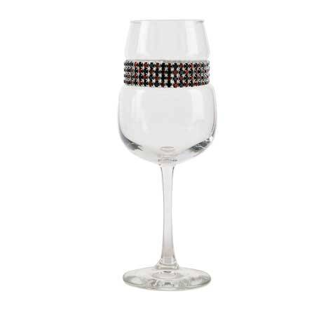 BFWCG - Blank Footed Wine Glass Cognac Bracelet