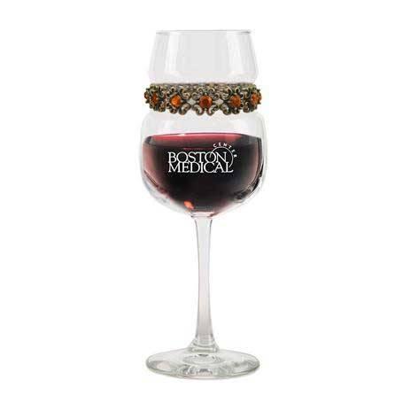 FWFR - Footed Wine Glass Francesca Bracelet