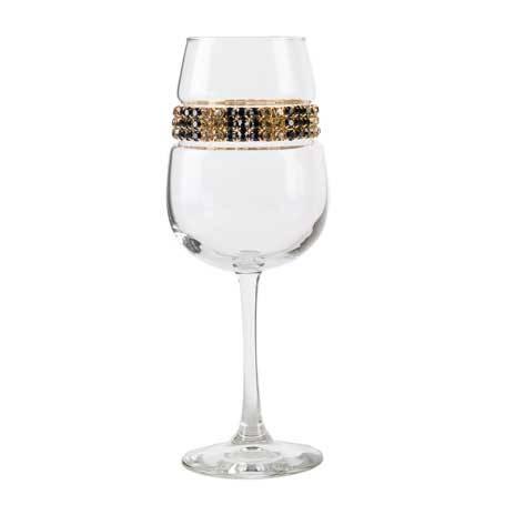 BFWMC - Blank Footed Wine Glass Monte Carlo Bracelet