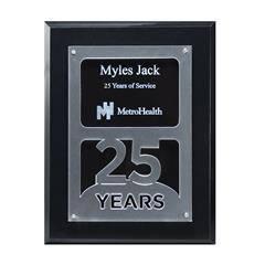 Anniversary Achievement Plaque