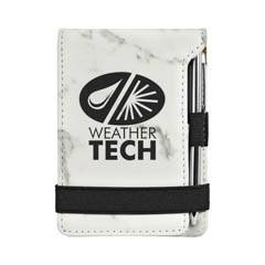 Leatherette Notepad and Pen