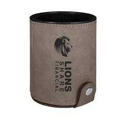 Leatherette Dice Cup Set