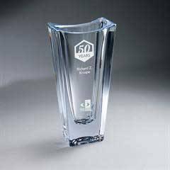 Crystal Vase - Large