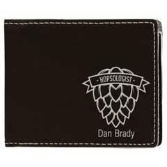 Leatherette Slim-Line Wallet