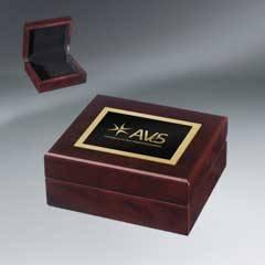 High Gloss Mahogany Box