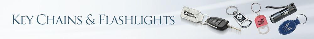 Key Chains & Flashlights